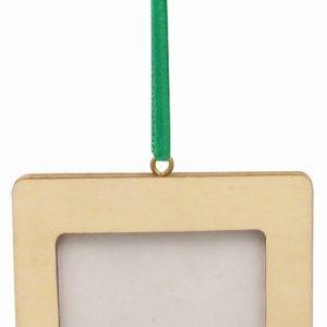 Cadre et magnet 7 x 6,5 cm - Rectangle