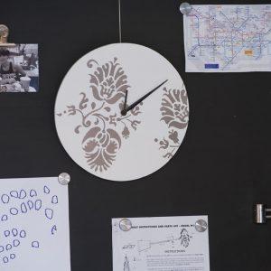 Home déco - Horloge à décorer