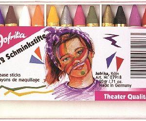 Mini crayons de maquillage x 12