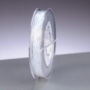 Fil nylon transparent - 0,5 mm x 25 m