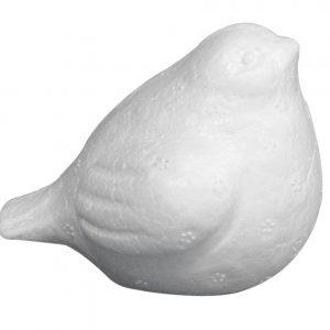 Oiseau en polystyrène 6 cm