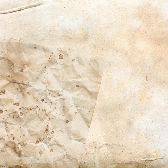 Papier scrapbooking et tags assortis - Souvenirs d'antan x 11 feuilles
