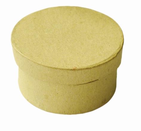Boîte en carton ronde – 7 cm