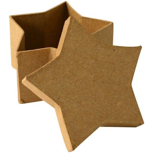 Boîte en carton Etoile – 8 cm
