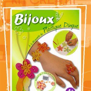 Kit de création de bijoux en plastique dingue