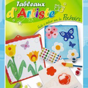 Kit tableaux d'artistes