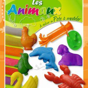 Kit de création d'animaux en pâte à modeler