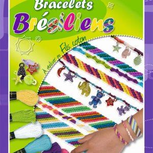 Kit de création de bracelets brésiliens