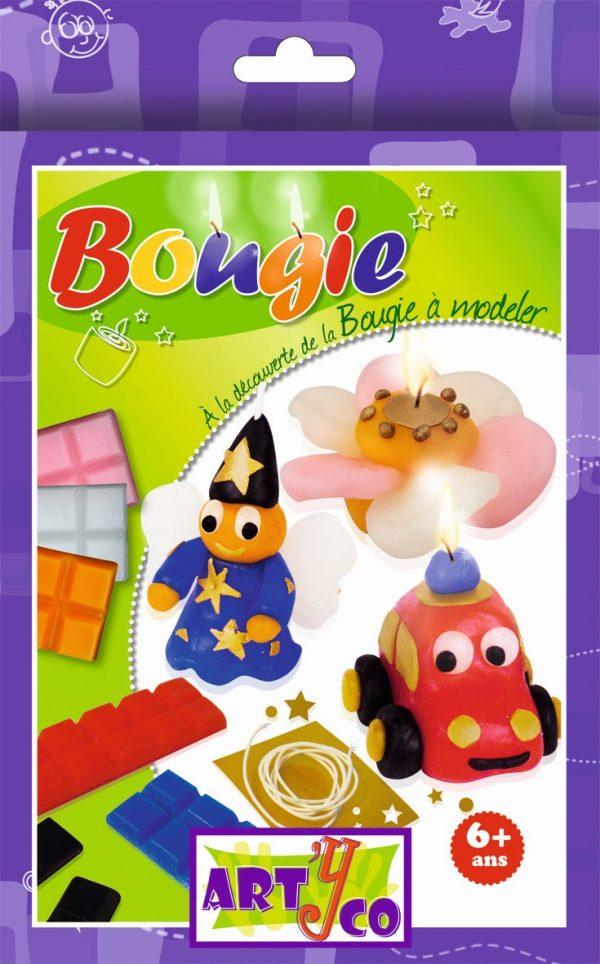 Kit Bougies à modeler