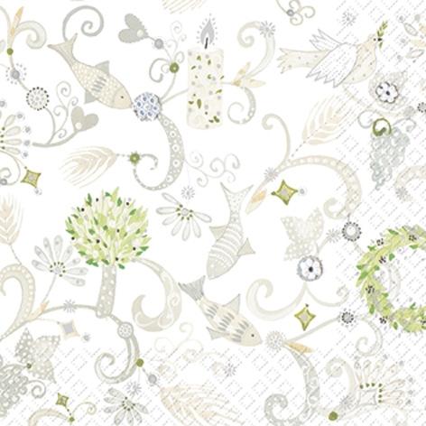 Serviettes en papier - Dorena