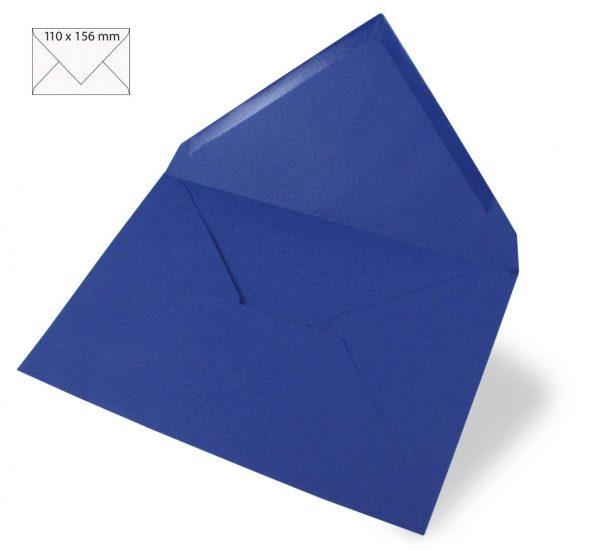 Enveloppe C6 BLEU ROYAL