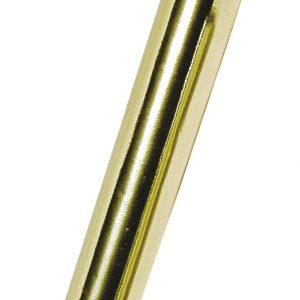 Rouleau de papier métallisé double face - 50 x 80 cm