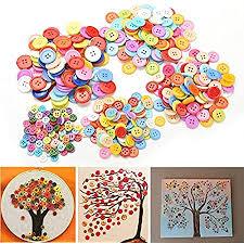 Assortiment de boutons ronds x 36