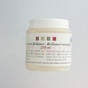 Vernis colle brillant - 250 ml