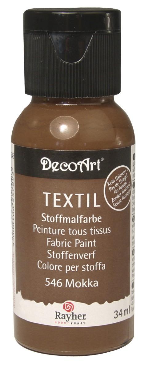 Peinture pour tissu 34 ml